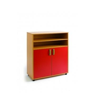 Armario escolar estanteria escolar mueble infantil mueble para cole - Armario estanteria ...