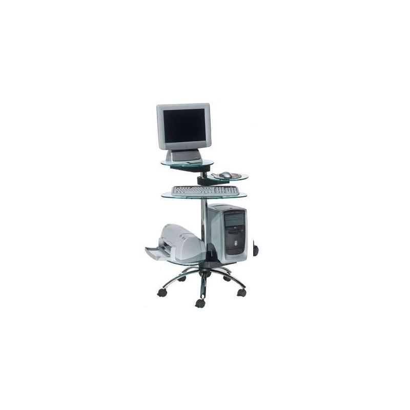 Mesa de ordenador m vil Mesas de ordenador de diseno