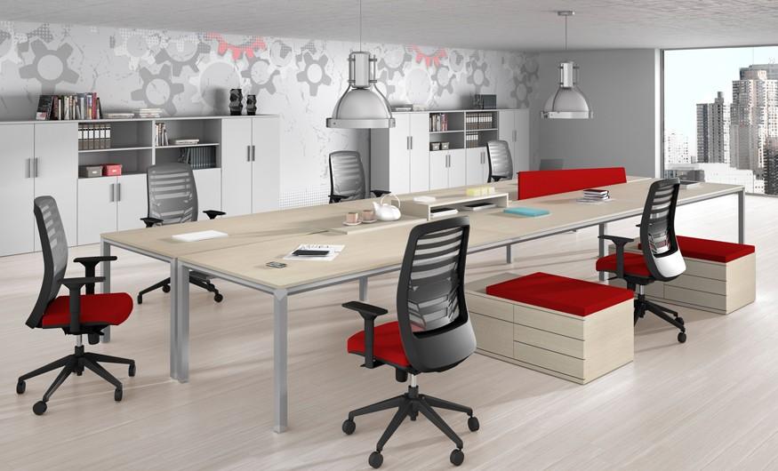 Tienda de Muebles de Oficina Online en Madrid Abisal ...